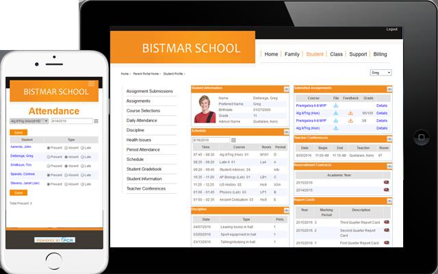 School information management system website software for Free website planning tool